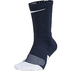 Nike Unisex Dry Elite 1.5 Crew Basketball Socks