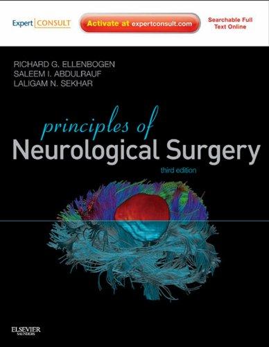 Principles of Neurological Surgery: Expert Consult - Online (PRINCIPLES OF NEUROSURGERY) (English Edition) -