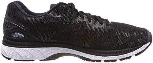 Zapatillas Para Correr Asics Gel-nimbus 20, Negro Para Hombre (blackwhitecarbon 9001)