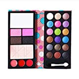 Best Necklaces Glitter - Makeup Sets - TOOGOO(R)Fashion 18 Color Eye Shadows Review