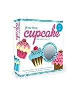 BY Carpenter, Autumn ( Author ) [ FIRST TIME CUPCAKE DECORATING KIT: INCLUDES TOOLS FOR DECORATING CUPCAKES WITH PIPED BUTTERCREAM DESIGNS ] Oct-2014 [ Paperback ]