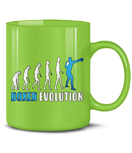 BOXER EVOLUTION 2026(Grün-Blau)