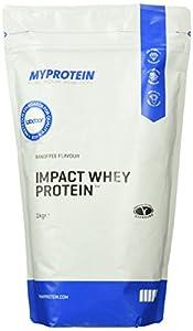 Myprotein Impact Whey Protein Bannoffee, 1er Pack (1 x 1 kg)