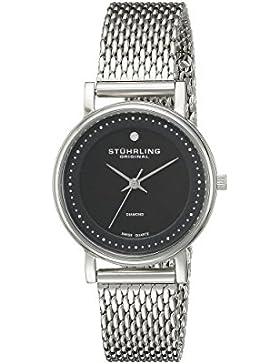 Stuhrling Original Damen-Armbanduhr Analog Quarz 734LM.02