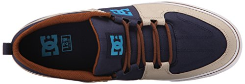 DC - Lynx Vulc Tx Chaussures pour hommes Navy/Khaki