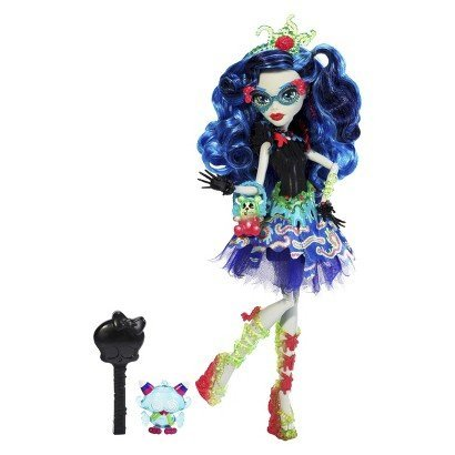 Monster High Sweet Screams Ghoulia Yelps - Limited Edition