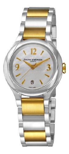 Baume & Mercier 8773-Uhr, Edelstahl-Armband