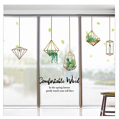 GWXLDWALL Wall Stickers Carta Impermeabile Parete per TV Background Decorativo Murale Decalcomania di Arte della Decorazione della Casa B
