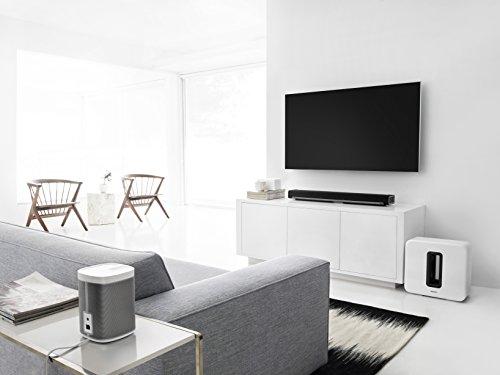 Sonos SUB I Subwoofer für das Sonos Smart Speaker System (weiß) - 4