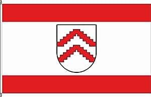 Hochformatflagge Drochtersen - 150 x 500cm - Flagge und Fahne