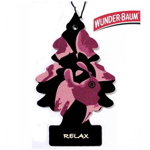 Wunderbaum Relax Duftbaum Duftbäumchen Lufterfrischer