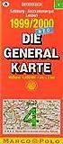 Die Generalkarten Österreich, Bl.4, Salzburg, Leoben, Badgastein -