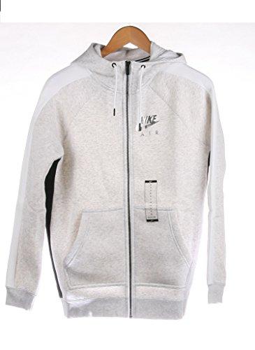 Nike - W NSW lggng Club logo2 - Collant pour femme multicolore (blanco y plateado)