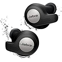 Jabra Elite Active 65t Auricolari True Wireless in-Ear, senza Fili, Bluetooth 5.0, Alexa Integrata, Nero e Titanio