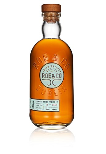 Roe&Co Dublin Blended Irish Whiskey (1 x 0.7 l) Dublin Whiskey
