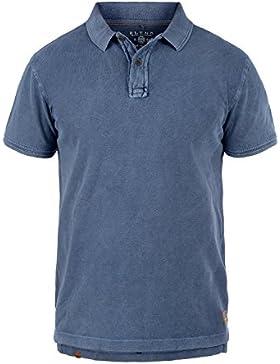 [Patrocinado]BLEND Camp - camiseta Polo para hombre