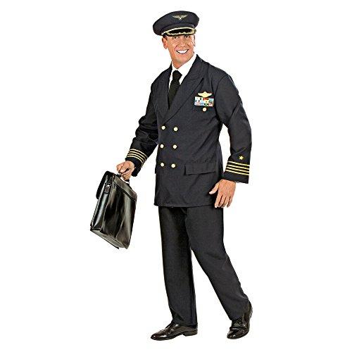 Imagen de widman  disfraz de piloto militar para hombre, talla xl w5708  alternativa