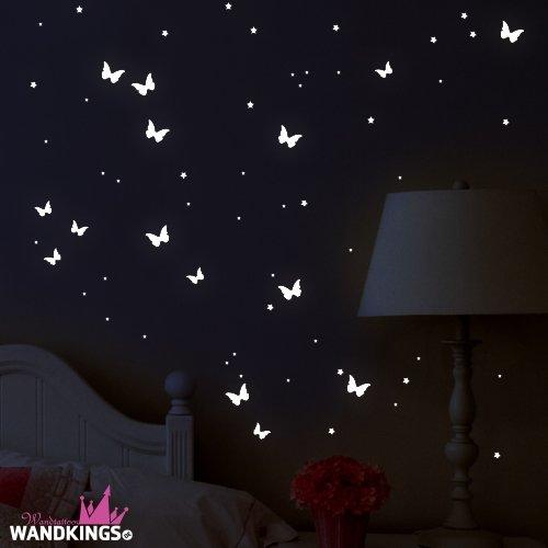 Adesivi fluorescenti Wandkings