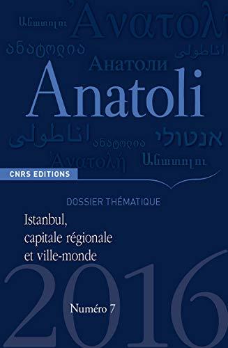Anatoli 7 - Istanbul, capitale régionale et ville-monde