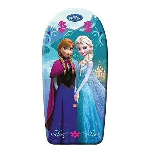 Lively Moments Hochwertiges Bodyboard 104 cm / Body Board / Surfboard von Disney Frozen - Die Eiskönigin