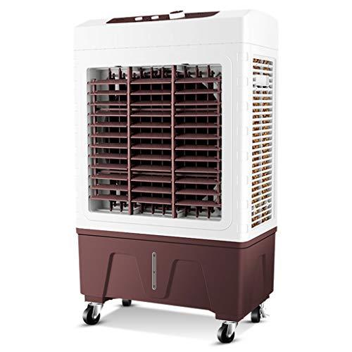 GXFC Enfriador Evaporativo, Climatizador portatil, Ventilador, Humidificador, Purificador De Aire, Velocidad...
