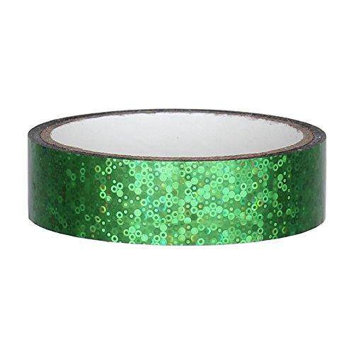 glitter-decoracion-cinta-adhesiva-25-mm-x-30-m-para-hula-hoop-verde