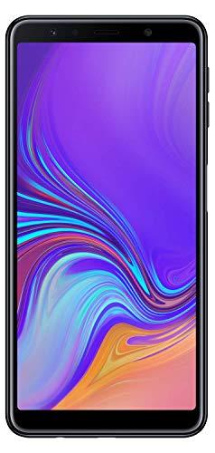 Samsung Galaxy A7 SM-A750FZKHINS (Black, 6GB RAM, 128GB Storage) Without Offer