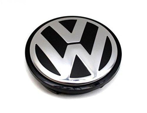 Volkswagen 3B7601171XRW Nabenkappe (1 Stück) Radzierkappe Nabenabdeckung Radkappe