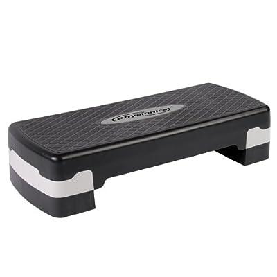 Aerobic Steppbrett / Fitness Stepper (höhenverstellbar) bis 200kg