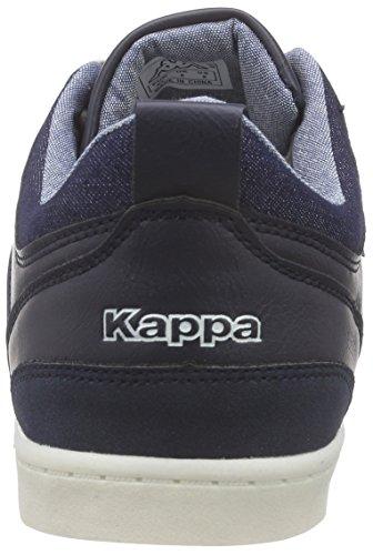 Kappa Herren Rooster Low-Top Blau (6743 NAVY/OFFWHITE)