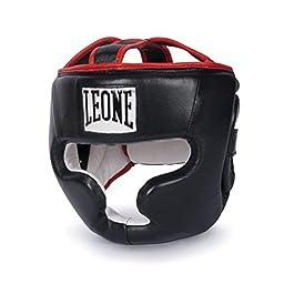Casco Leone Full Cover Nero