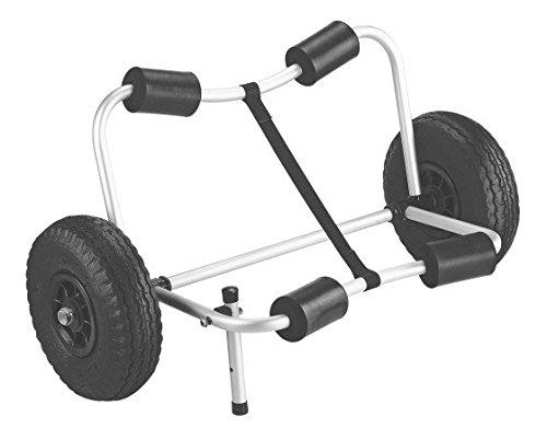 Kanuwagen / Kajakwagen mit breiten Reifen