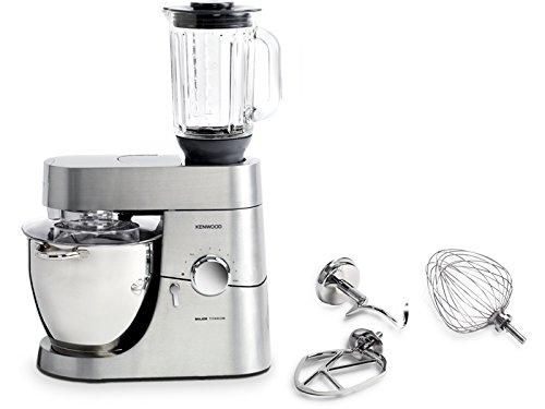 Kenwood KMM063 1500W 6.7L Argento robot da cucina