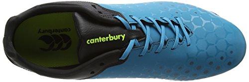 Canterbury Herren Control Club 6 Stud Rugbyschuhe Blau (X13 Atomic Blue)