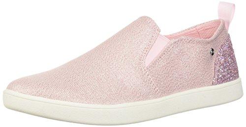 UGG Girls K Gantry Sparkles Sneaker, Seashell Pink, 6 M US Big Kid