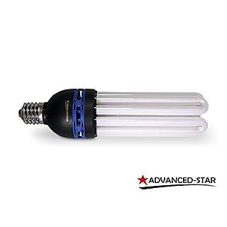 Leuchtmittel PROSTAR CFL–5U–125W 6400K–Wachstum