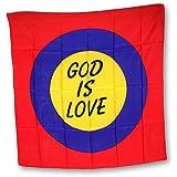 God is Love Gospel Silk (36 inch) - Trick