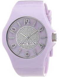 Miss Sixty Damen-Armbanduhr FLASH Analog Quarz Resin R0751124504