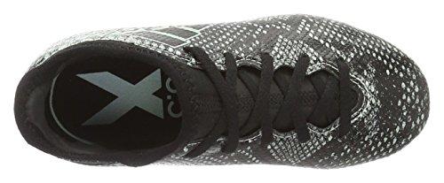 adidas X 16.3 Fg, Chaussures de Football Mixte Enfant Multicolore (Vapour Green/core Black/core Black)