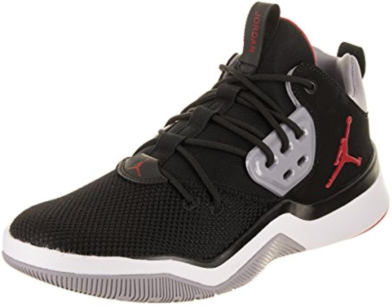 Jordan Herren Basketballschuhe schwarz 47 1/2