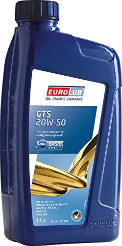 eurolub GTS Huile SAE 20W de 50 pas cher