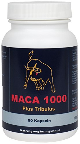 Maca 1000 plus Tribulus