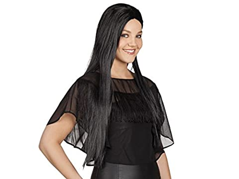 Skelita Filles Costume - Perruque synthétique Accessoire idéal pour déguisement femme