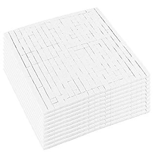 Strip Montagepads 45450 16 Pads Hält 4 Kg Uhu Montage Klebepads Extrem