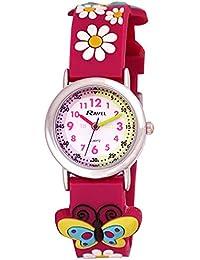 Ravel R1513.50 - Reloj analógico de Cuarzo Unisex, Correa de plástico Multicolor