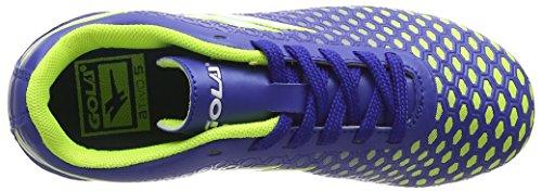 Gola Jungen Ion Blade Fußballschuhe Blue (Blue/Volt)