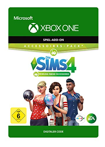 The SIMS 4: (SP10) Bowling Night Stuff DLC | Xbox One - Download Code