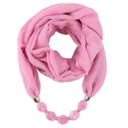 MakefortunePerlen Anhänger Rundhals Kragen Halskette Halstuch Schal Halsketten Frauen Ethnische Schmuck Vintage Accessoires -