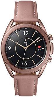 SAMSUNG Galaxy Watch3 Smartwatch de 41mm, Bluetooth, Reloj inteligente Color Bronce, Acero [Versión española]