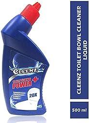 Cleenz Toilet Bowl Cleaner Liquid, 500 ml
